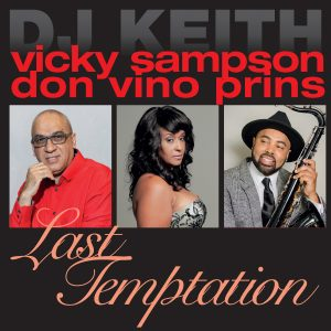 DJ Keith feat. Vicky Sampson - Last Temptation